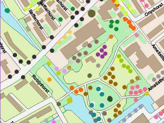 2021-08-01 Wandeling in Park De Horst